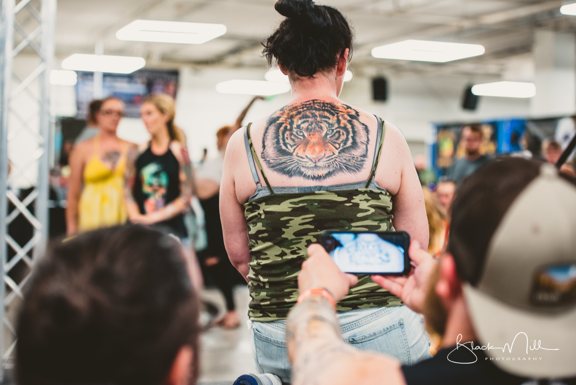 Live Free or Die Tattoo Expo
